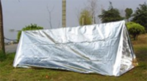 Faraday sleeping tent - 20 dB microwave shielding & Accu Beam systems